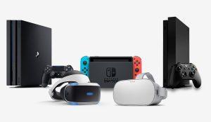 เครื่องเล่นเกม ปี 2020 : PS4 Pro, Xbox One X, Nintendo Switch และ อื่นๆ