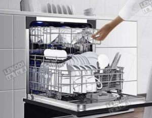 เครื่องล้างจาน อัตโนมัติ LENODI