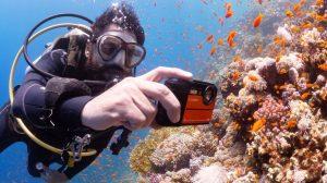 รีวิว กล้องถ่ายใต้น้ำ กล้องกันน้ำ ยี่ห้อไหนดีที่สุด ปี 2020