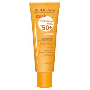 ไบโอเดอร์ม่า ครีมกันแดด Bioderma Photoderm Aquafluide Neutral SPF 50+ (PA++++)