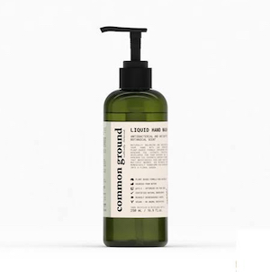 Common Ground Liquid Hand Wash