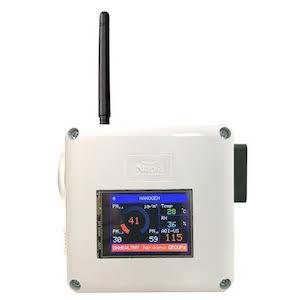 เครื่องวัดฝุ่น Dust Sensor WiFi Pro By NanoGen