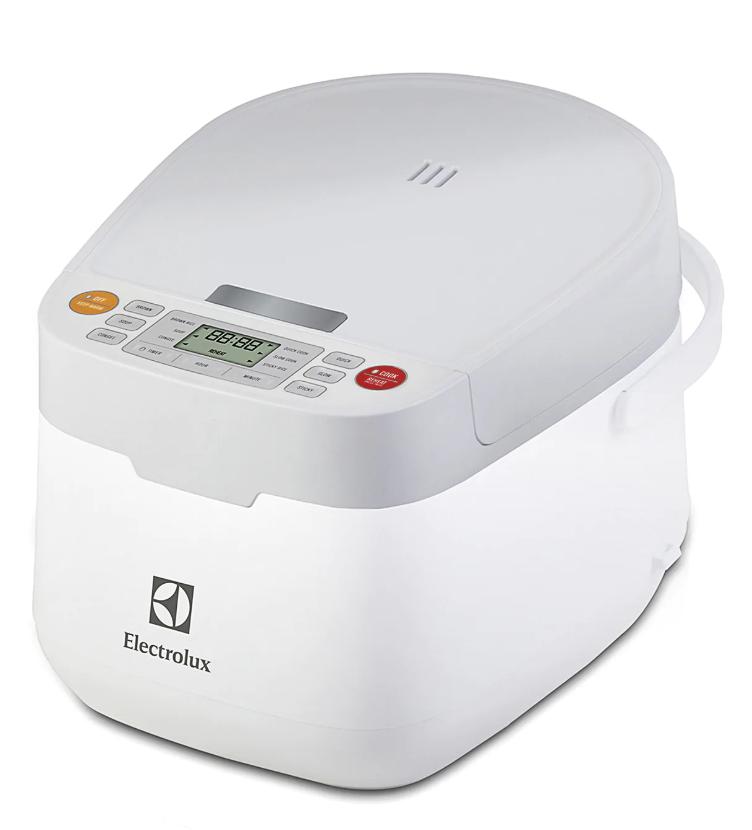 Electrolux หม้อหุงข้าวดิจิตอล รุ่น ERC6503W