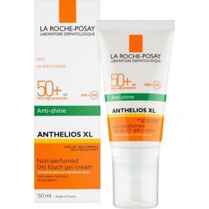 ครีมกันแดดแบบเจล La Roche-Posay Anthelios XL Dry Touch Gel-Cream SPF 50+ ผิวแพ้ง่าย