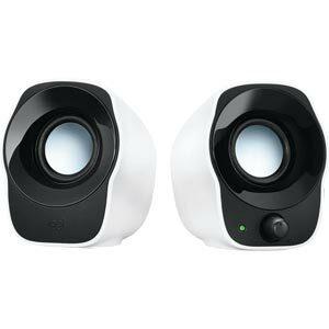 Logitech Stereo Speaker ลำโพงสเตอริโอ 2.0CH รุ่น Z120