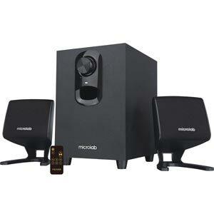 Microlab M108BT Speaker 2.1 ลำโพงคอมพิวเตอร์, ลำโพงบลูทูธ