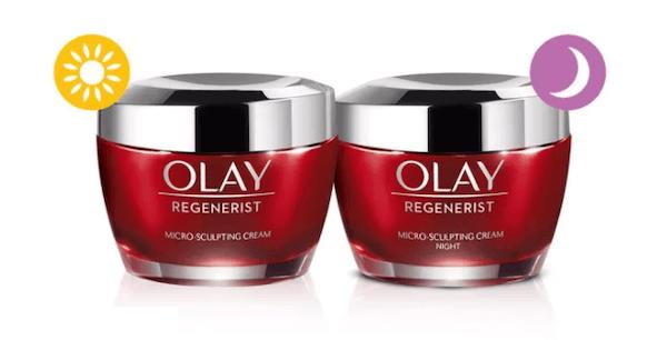 [โอเลย์] Olay Regenerist Day+Night Cream สูตรลดเลือนริ้วรอย