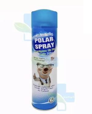 Polar Spray สเปรย์ฆ่าเชื้อโรค