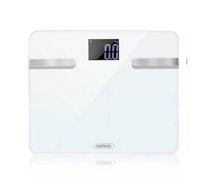 เครื่องชั่งน้ำหนักดิจิตอล Remax Digital Intelligent Body Scale รุ่น RT-S1