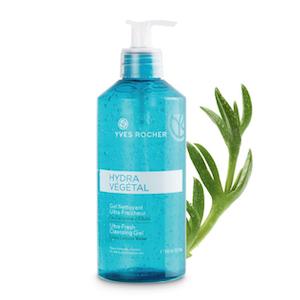 คลีนเซอร์ Yves Rocher Hydra Vegetal Ultra Fresh Cleansing Gel
