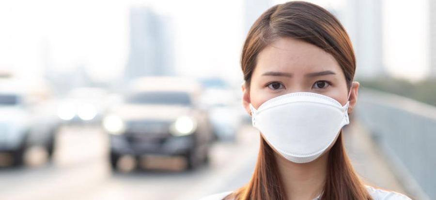 รีวิว หน้ากาก N95 กันฝุ่น PM 2.5 และไวรัสโคโรน่า