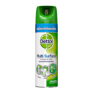 Dettol Disinfectant Surface Spray (Morning Dew)