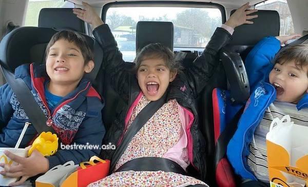 ฝึกให้เด็ก ๆ นั่งคาร์ซีท เพื่อความปลอดภัย