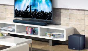 รีวิว ลำโพงซาวด์บาร์  สำหรับดูหนัง ฟังเพลง รุ่นที่ดีที่สุด