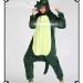 ชุดมาสคอต ไดโนเสาร์ สีเขียว ขนาด L-XL