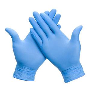 ถุงมือป้องกันสารเคมี อย่างดี Medicom Safe Touch Advanced Guard