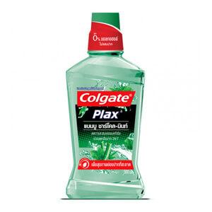 น้ำยาบ้วนปาก Colgate Plax Bamboo Charcoal-Mint