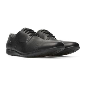 รองเท้าหนังผู้ชาย Camper 18295-003 Mauro Black