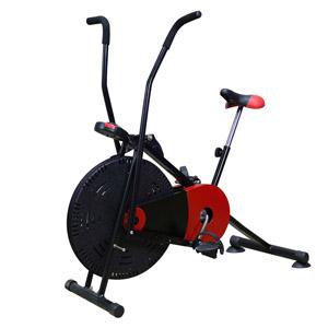 Air Bike Red จักรยานออกกำลังกาย 2 in 1
