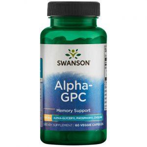 วิตามินรวมสำหรับผู้หญิง Swanson Alpha-GPC