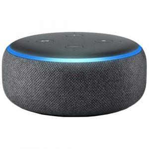 ลำโพงอัจฉริยะ Amazon Echo Dot 3 (3rd Gen) - Smart speaker with Alexa