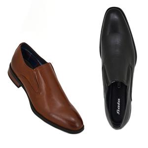 BATA MEN'S DRESS รองเท้าลำลองแบบสวม
