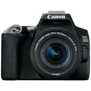 Canon Camera EOS 250D Kit 18-55 mm.