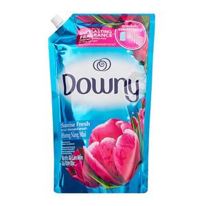 Downy หอมสดชื่นยามเช้า ผลิตภัณฑ์ปรับผ้านุ่ม สูตรเข้มข้นพิเศษ