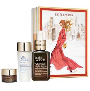 Estee Lauder ผลิตภัณฑ์บำรุงผิวหน้า Holiday 2020 Skincare Set Limited Edition