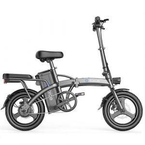 Preferential จักรยานไฟฟ้าอลูมิเนียม น้ำหนักเบาพับได้ G-force USA 14