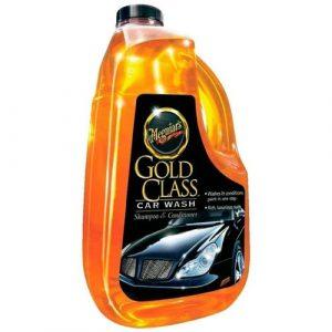 Meguiar's Gold Class Car Wash แชมพูล้าง และบำรุงรักษาสีรถยนต์ G7164