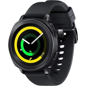 Samsung นาฬิกาข้อมืออัจฉริยะ Galaxy Gear Sport