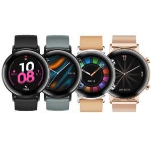 Huawei Watch GT2 (42 มม.) สมาร์ทวอทช์ ดีไซน์เรียบง่ายสุดคลาสสิก