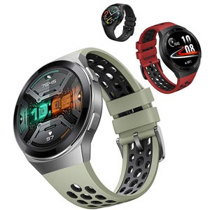 Huawei Watch GT 2e (46 มม.) สมาร์ทวอซ์ สำหรับคนรักสุขภาพ