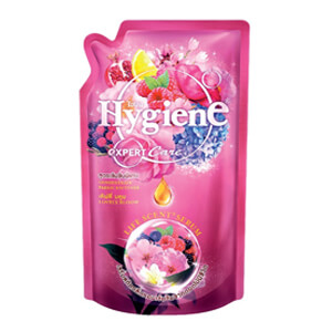 Hygiene เอ็กซ์เพิร์ทแคร์ น้ำยาปรับผ้านุ่ม กลิ่น เลิฟลี่ บลูม