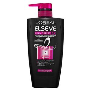 L'OREAL Paris Elseve Fall Resist Shampoo แชมพูสําหรับผมขาดหลุดร่วง
