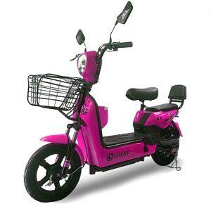 LULAE Electric Bicycle จักรยานไฟฟ้า V8