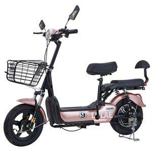 LULAE Electric Bicycle จักรยานไฟฟ้า V9