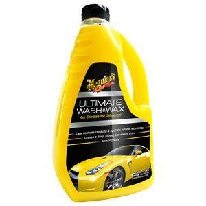 "Meguiar's Ultimate Wash & Wax แชมพูล้างและเคลือบสี ""อัลติเมท"" G17748"