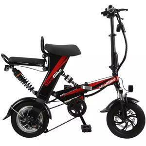 MiniBike จักรยานไฟฟ้าพับได้ จักรยานไฟฟ้าขนาดเล็ก