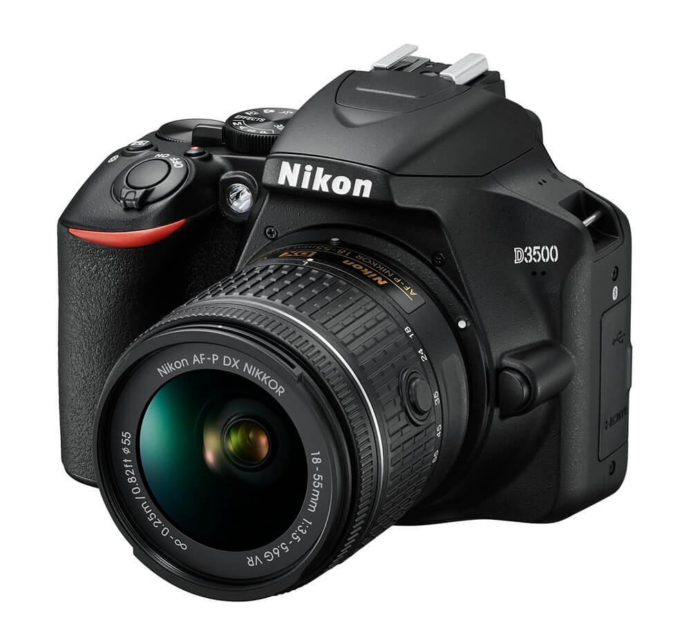 Nikon D3500 18-55mm KIT / DSLR Camera