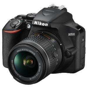 Nikon D3500 18-55 mm KIT / DSLR Camera