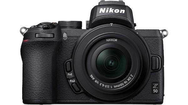 Nikon Z50 body Kit 16-50mm และ 50-250mm