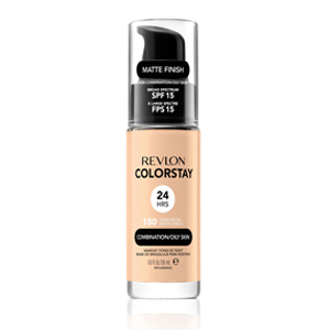 Revlon รองพื้นกันน้ำ Colorstay Makeup Foundation