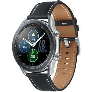 Samsung สมาร์ทวอทช์ Galaxy Watch3 Bluetooth (45mm.) Stainless Steel