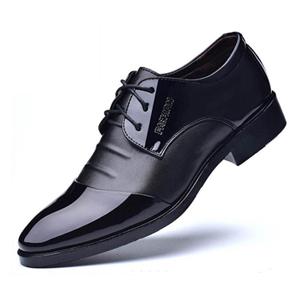 UP รองเท้าแฟชั่นทรงธุรกิจสำหรับผู้ชาย