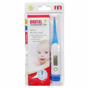 Fin Babiesplus Thermometer ปรอทวัดไข้ดิจิตอล รุ่น USE-DT111