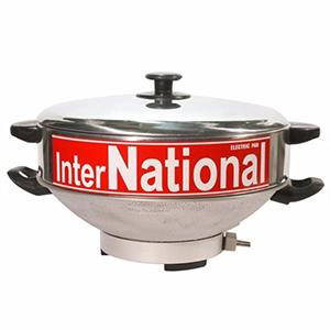 กระทะไฟฟ้า InterNational