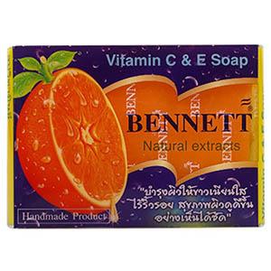 สบู่เบนเนท Vitamin C & E