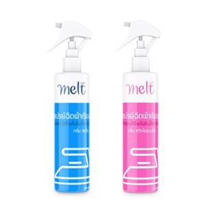 สเปรย์ฉีดผ้าเรียบ Melt กลิ่น โรแมนติก